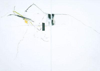 2019 Ink Drawing by Miriam Morsel Nathan